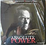 Absolute Power (Wide Screen Edition) / 2 Laserdiscs