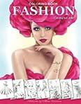 FASHION Coloring Book. Grayscale: Col...