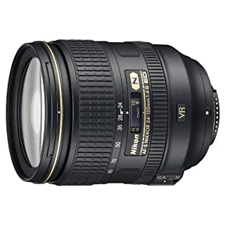 Nikon AF-S FX NIKKOR 24-120mm f/4G ED Vibration Reduction Zoom Lens with Auto Focus for Nikon DSLR Cameras