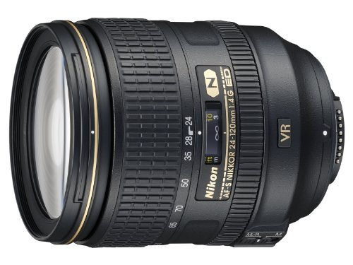 Nikon AF-S FX NIKKOR 24-120mm f/4G ED Vibration Reduction Zo