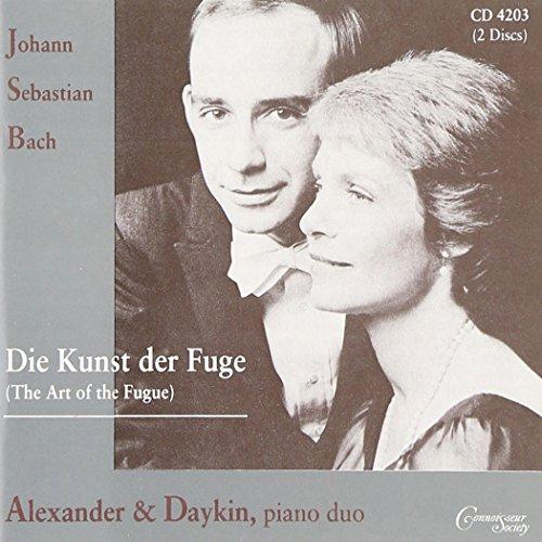 Bach: Die Kunst der Fuge / The Art of the Fugue