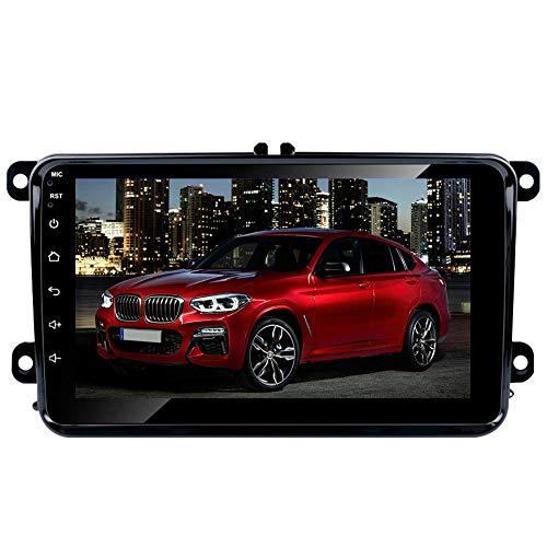 Widewing 8 inch Android 8.1 Car Stereo GPS Nav BT WiFi USB Radio Head Unit (No Cam)