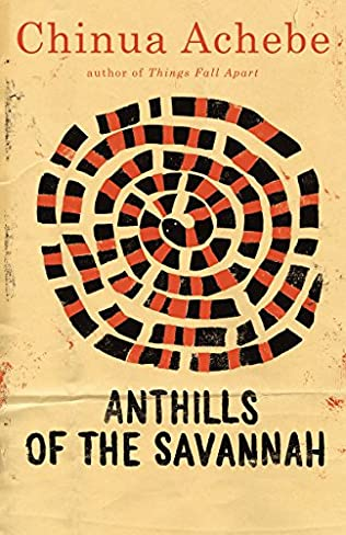 book cover of Anthills of the Savannah