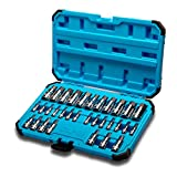 Best Capri Tools Impact Wrenches - Capri Tools Master Hex Bit Socket Set, Metric Review
