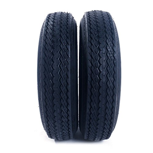Motorhot 2 Trailer Tires & Rims 5.30-12 530-12 12