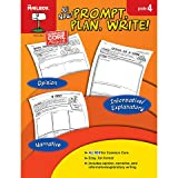 Prompt, Plan, Write! : Grade 4, The Mailbox Books Staff, 1612764428