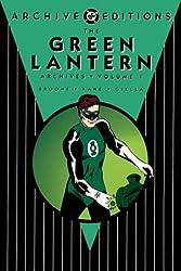 Green Lantern Archives, the - Vol 01