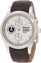 Belstaff Men's BLF1004-BB Vintage Automatic White Dial Watch