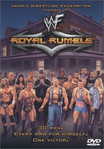 WWF: Royal Rumble 2001 by WWF Home Video