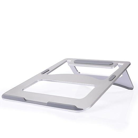 2 opinioni per iDudu Alluminio pieghevole del basamento del supporto regolabile per Laptop,