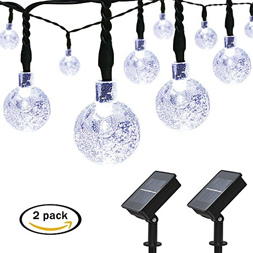 Bubble Solar Garden Lights - 9