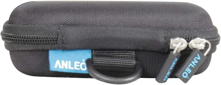 10000mAh Portable Charger Anleo Hard Travel Case for Anker PowerCore 10000 PD