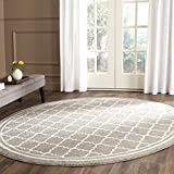 Amazon.com: Round - Area Rugs, Runners & Pads / Home Décor: Home ...