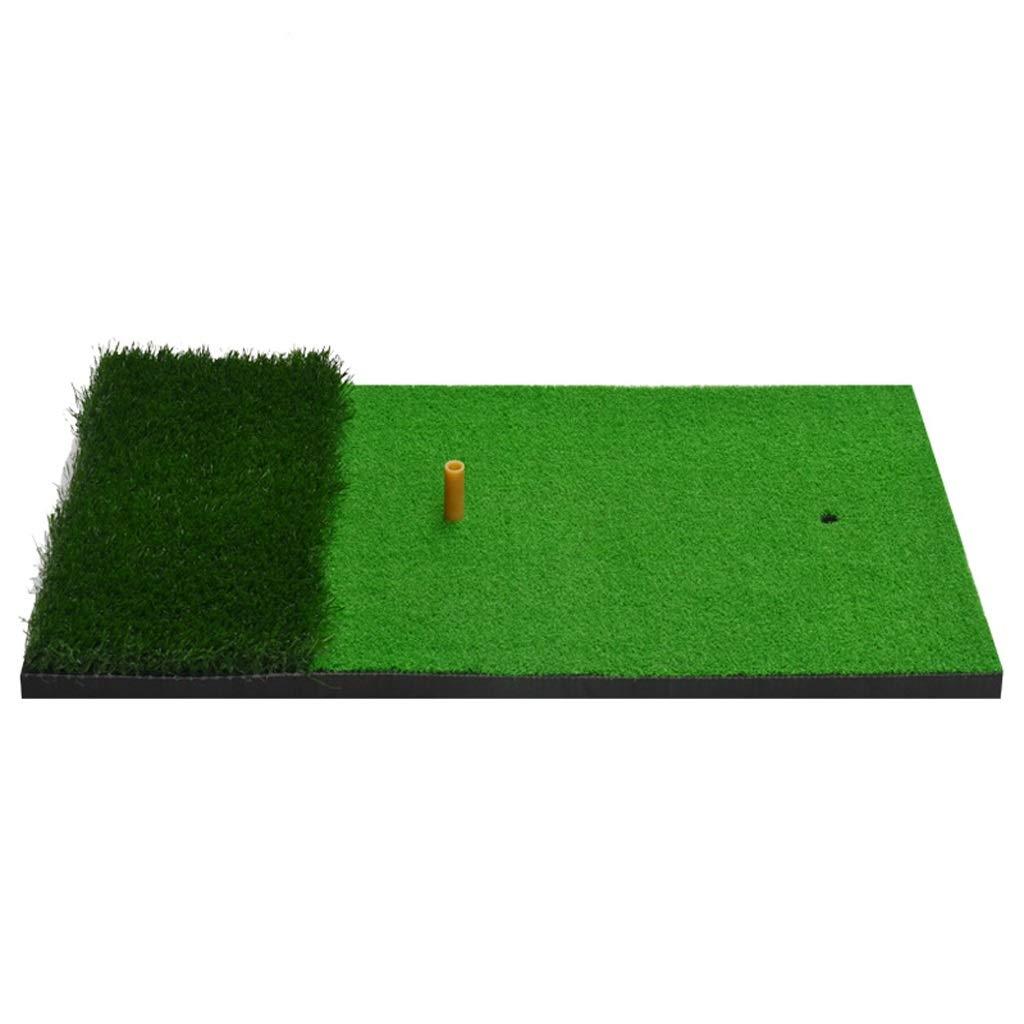 Zfggdゴルフパッティング練習マット、個人用屋内用ヒットパッド-40 * 70 cm   B07MT8D4MZ