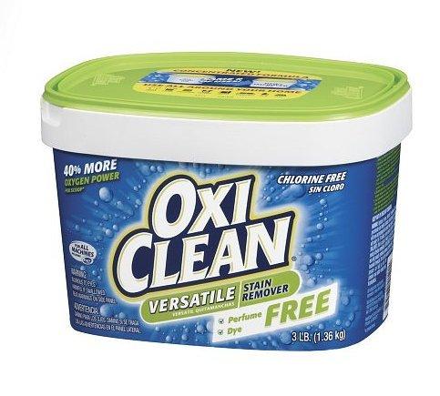 OxiClean Versatile Stain Remover Perfume Free & Dye Free 48.0oz, 1 PK