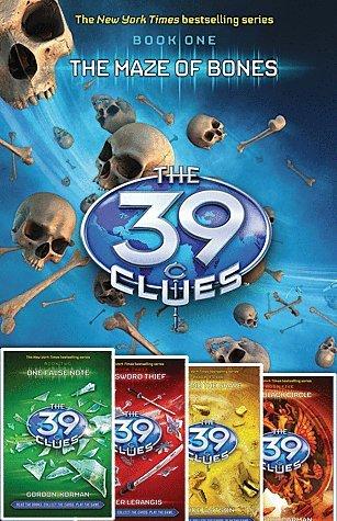the 39 clues the maze of bones - 4