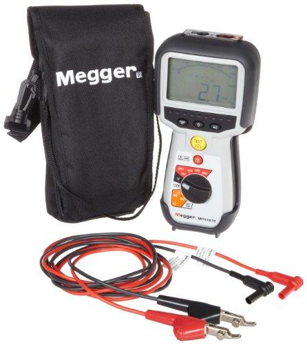 Megger 1001-368 Insulation Tester, 100 Gigaohms Resistanc...