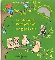 Les plus belles comptines anglaises (1 livre + 1 CD audio) par Cécile Hudrisier