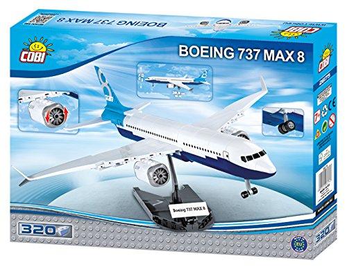 COBI Boeing 737 Max 8 Plane by COBI (Image #1)
