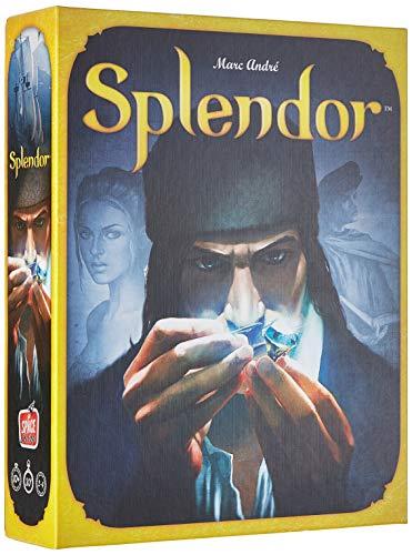 Asmodee-Strategy Game-Splendor