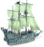 Mega Bloks - Jeu de construction - Pirates des Caraïbes 2 - Flying Dutchman Potc 2