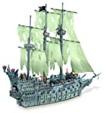 Pirates of the Caribbean 2: Flying Dutchman Playset by Mega Brands