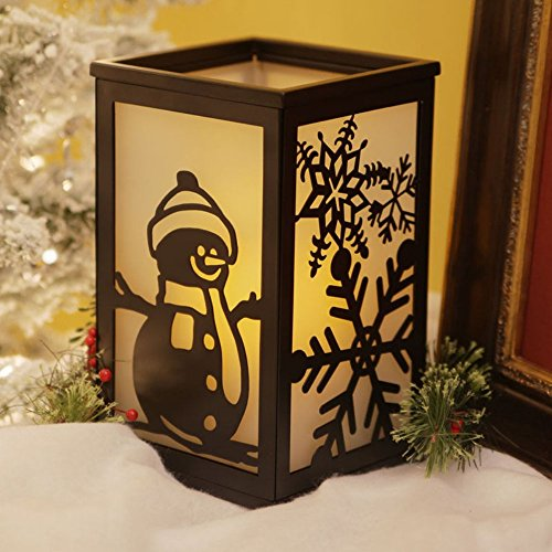 Pacific Accents Metamorphis Flameless Lantern