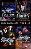 Task Force 125 Vol I-IV: Books 1-4 in the Task Force 125 Action/Adventure Series