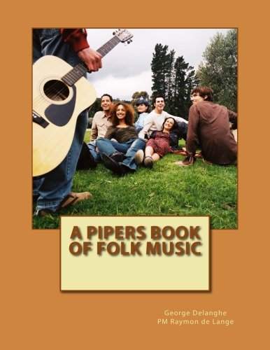 A Pipers Book of Folk Music - Music Book Bagpipe