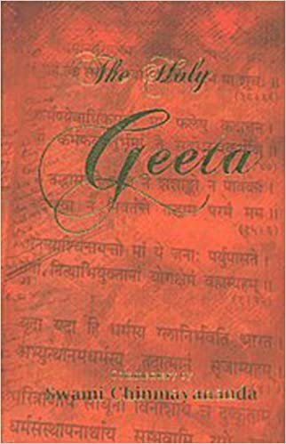 The holy geeta swami chinmayananda 9788175970748 amazon books fandeluxe