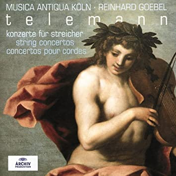 Image result for reinhard goebel musica antiqua köln amazon
