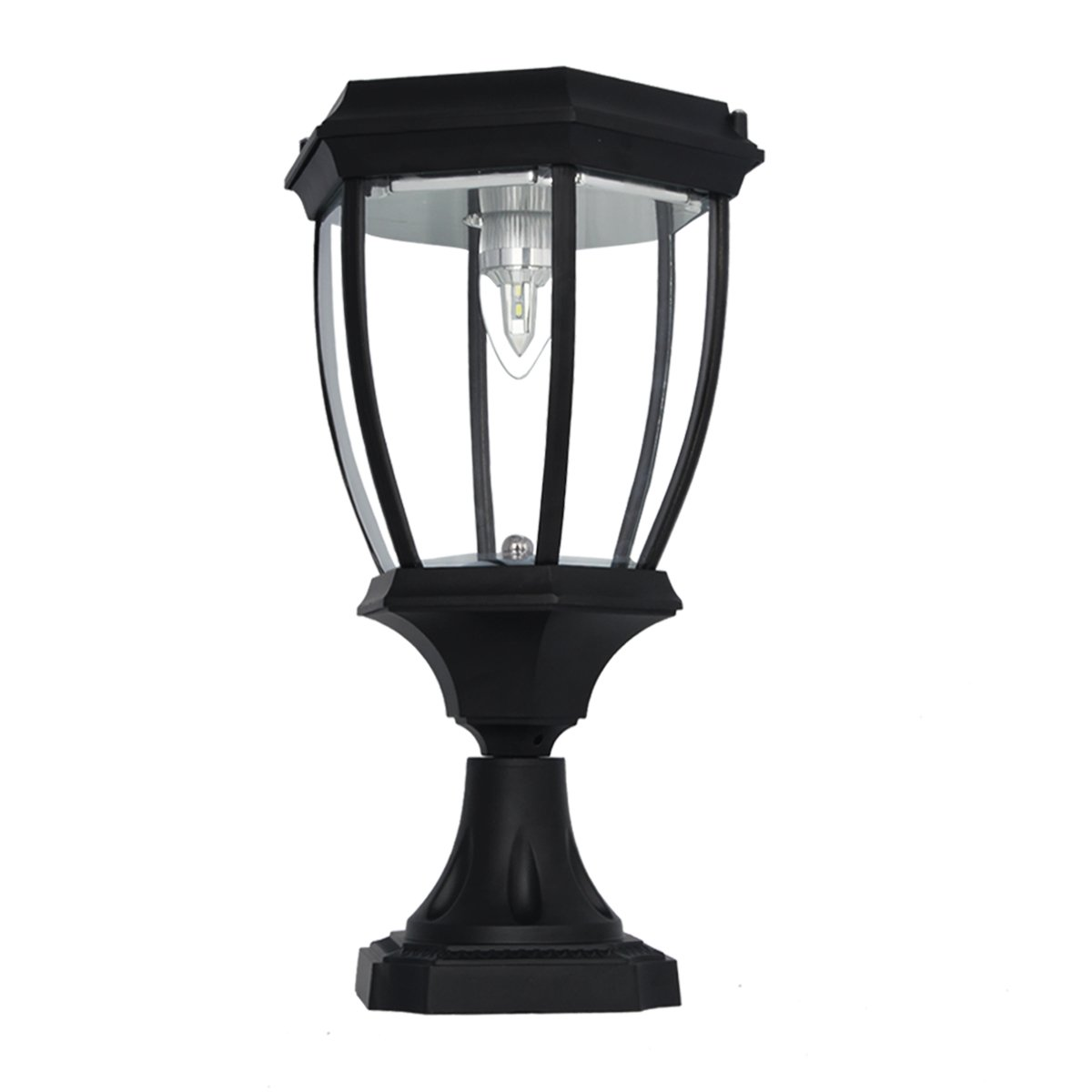 Large Outdoor Solar Powered LED Light Lamp SL-8405 by Kendal