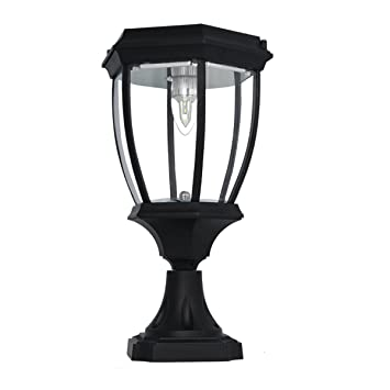 Large Outdoor Solar Powered Led Light Lamp Sl 8405