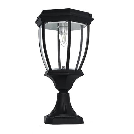 large outdoor solar powered led light lamp sl8405