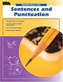 Sentences and Punctuation, Carson-Dellosa Publishing Staff, 0742419347
