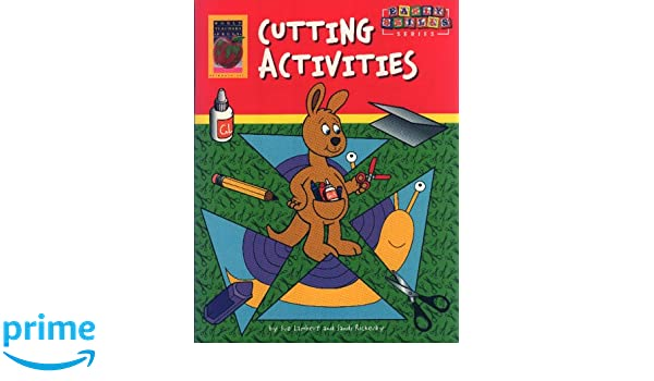 Workbook cutting worksheets : Cutting Activities: Early Skills Series: Sandi Rickerby Sue ...
