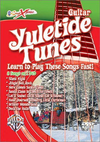SongXpress Guitar: Yuletide Tunes - Learn to Play These Songs Fast! ()
