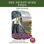 The Thirty Nine Steps | John Buchan,Tony Evans