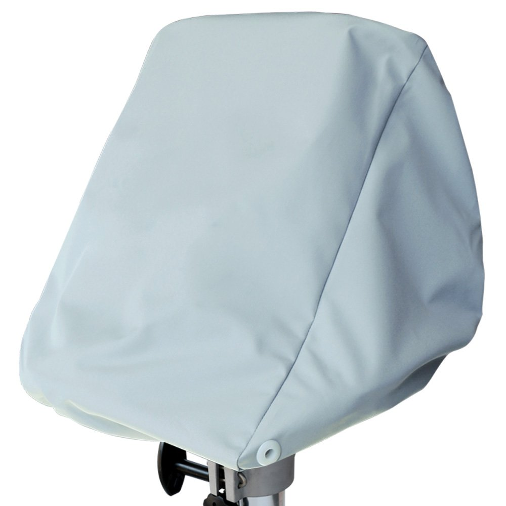 Leader Accessories Superior Fabric Folding Boat Seat Cover Grey