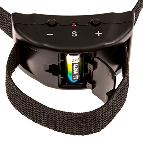 Naturepets-No-Bark-Collar-No-Harm-Shock-Dog-Control-7-Sensitivity-Adjustable-Levels-for-Medium-Large-or-Small-Dogs-15-120-Pound-Dogs-2-Gifts-Include