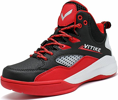 Image of Littleplum Kids Shoes Basketball Shoes for Boys Running Shoes Fashion Sneakers