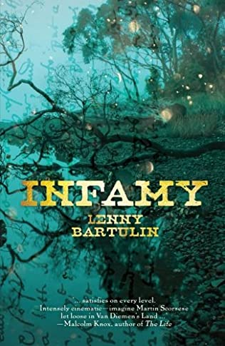 book cover of Infamy