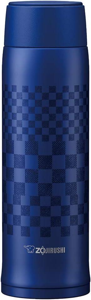 Zojirushi , Stainless Steel Vacuum Insulated Mug, 16-Ounce, Ichimatsu Blue