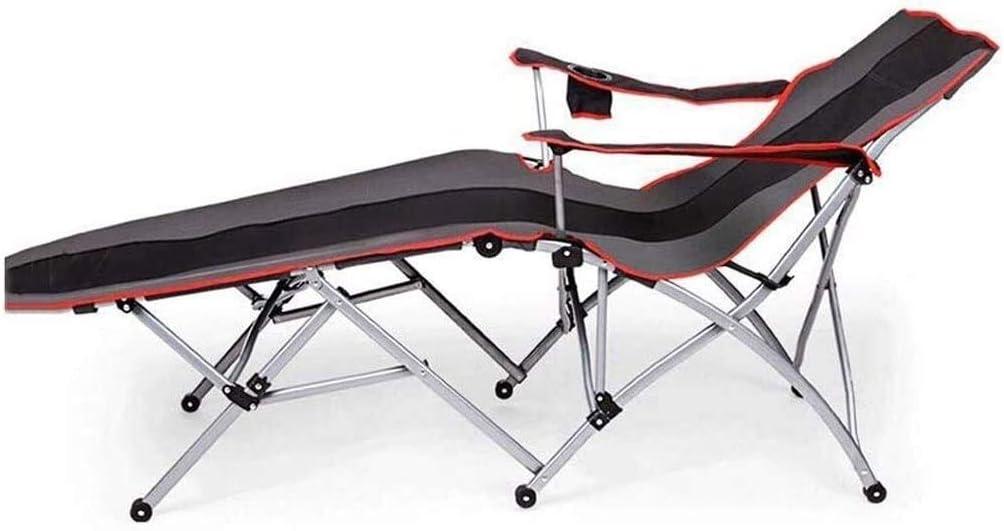 Amazon Com Aoyo Folding Deck Chair Folding Bed Lightweight Portable Garden Chairs Camping Office Beach Traveling Hiking Zero Gravity Sun Lounger Furniture Decor