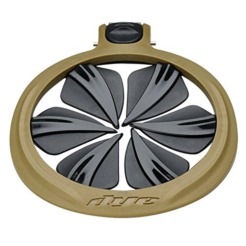 Dye Rotor R2 Quick Feed - Black/Gold