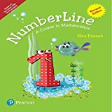 Numberline: Mathematics Book by Pearson for ICSE Class 1
