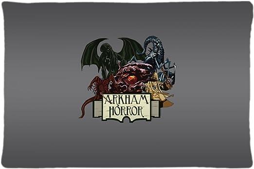 Funda de almohada de regalo Surful ~ arkham _ Horror _ Cthulhu _ Monster _ Batman ~ imagen (un lado) Custom 30 x 50,8 cm funda de almohada: Amazon.es: Hogar
