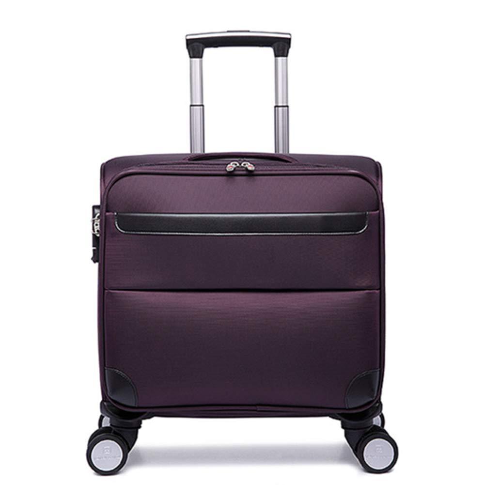 ラップトップコンパートメントを備えたビジネストロリーケース、4輪のキャビンハンドラゲージスーツケース、拡張可能な旅行用荷物、大部分の航空会社(24インチ)での超軽量トラベルキャリー。 B07K9PKKZ2 Black