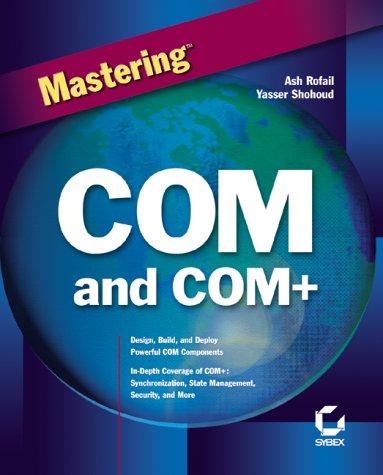 Mastering Com and Com+ by Brand: Sybex Inc