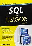 capa de SQL Para Leigos